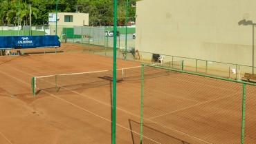 Aluguel de quadra de tênis